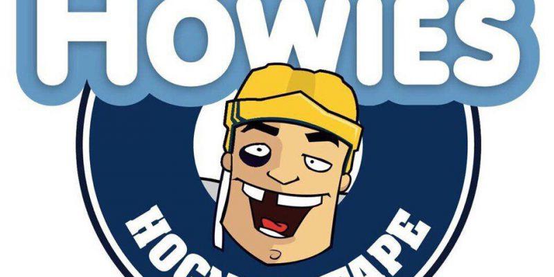 Сотрудничество с брендом Howies Hockey Tape (USA)